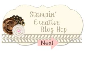 Stampin' Creative Blog hop 2016