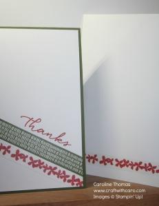 Washi tape, envelope decoration