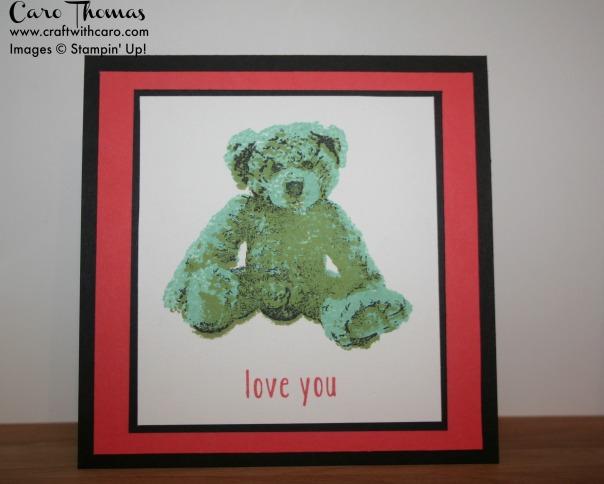Baby Bear, CC&S #178
