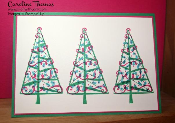Twinkle Trees, Christmas